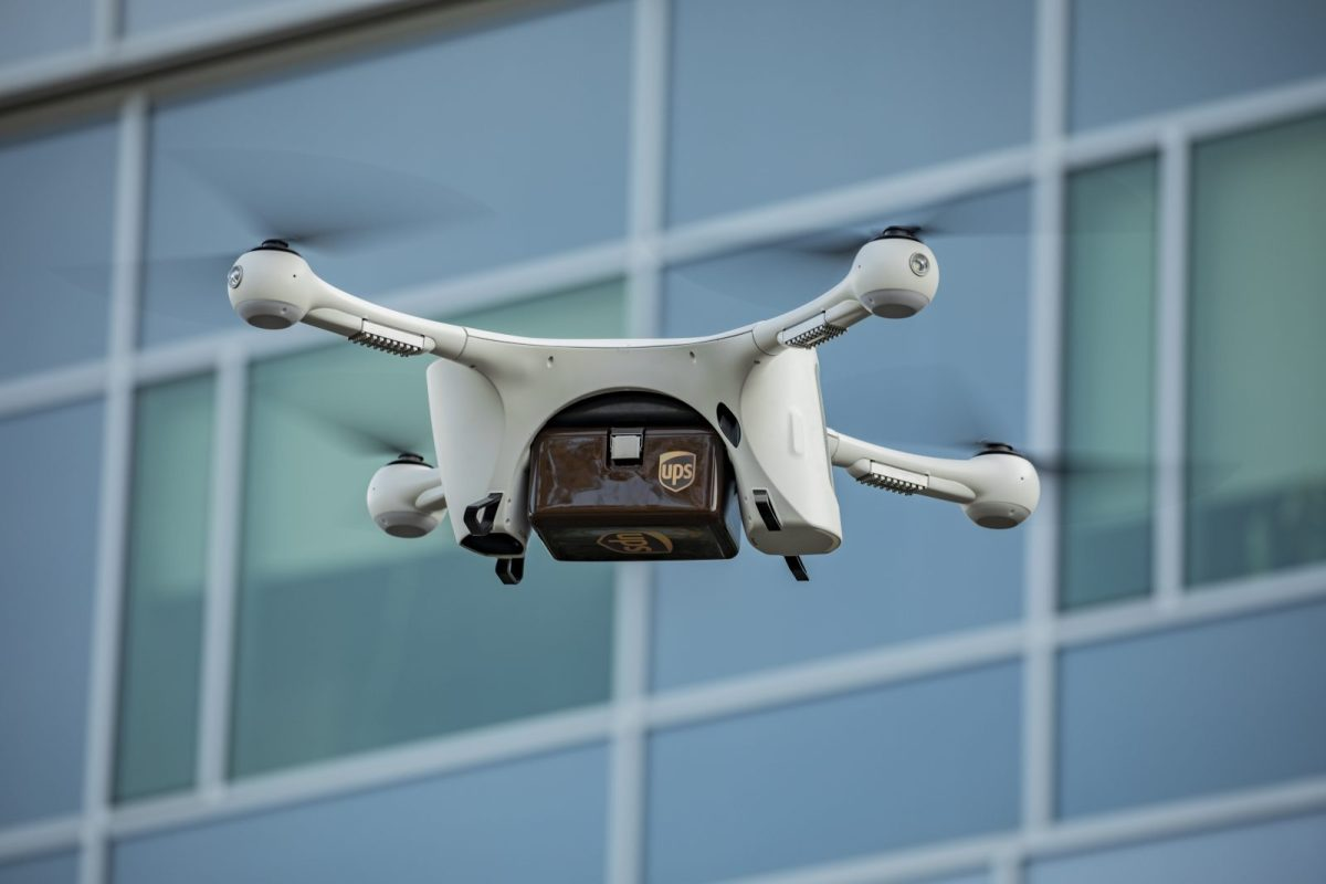 Matternet Taps UPS to Deliver Medical Samples Via Drone