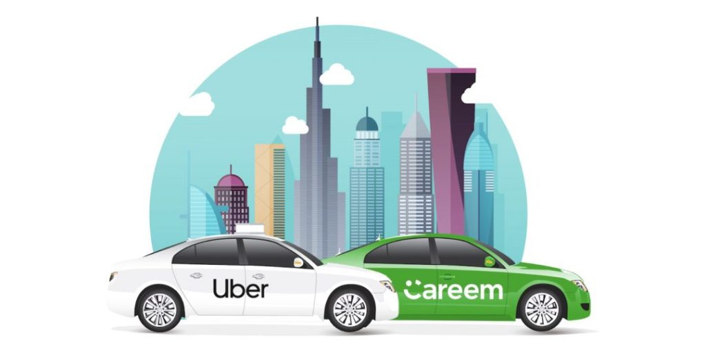 Uber confirms it's acquiring Middle East rival Careem for