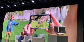 Unity's AR Foundation enables developers to publish AR apps on both iOS and Android