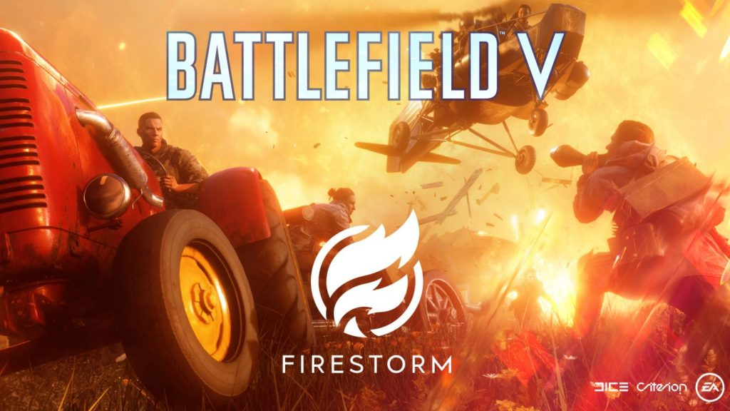 Battlefield V's Firestorm is going to lead into a number of other changes coming to DICE's WWII shooter.