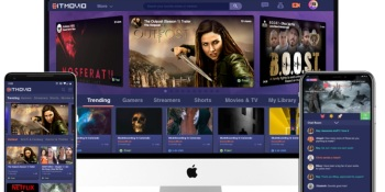 BitMovio offers gamified rewards for viewing streaming videos