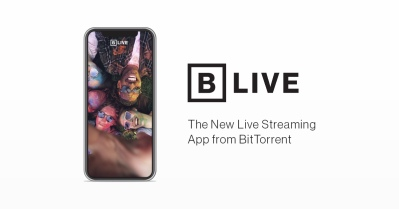 BitTorrent Live returns as a Snapchat-like social media app