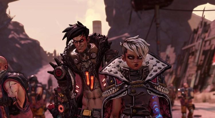 Borderlands 3 villains.