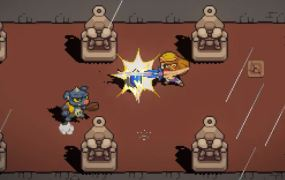 Cadence of Hyrule looks like a ton of fun.