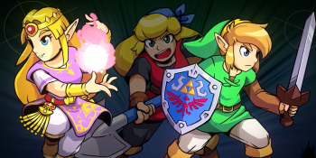 Nintendo is open to more indies getting the Cadence of Hyrule oppurtunity