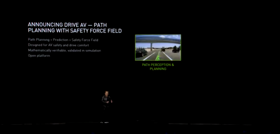 Nvidia Safety Force Field