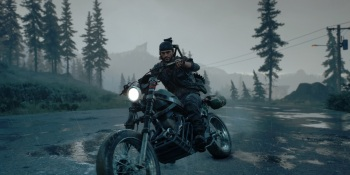 Days Gone: Video capture from our first play session with the PS4 exclusive