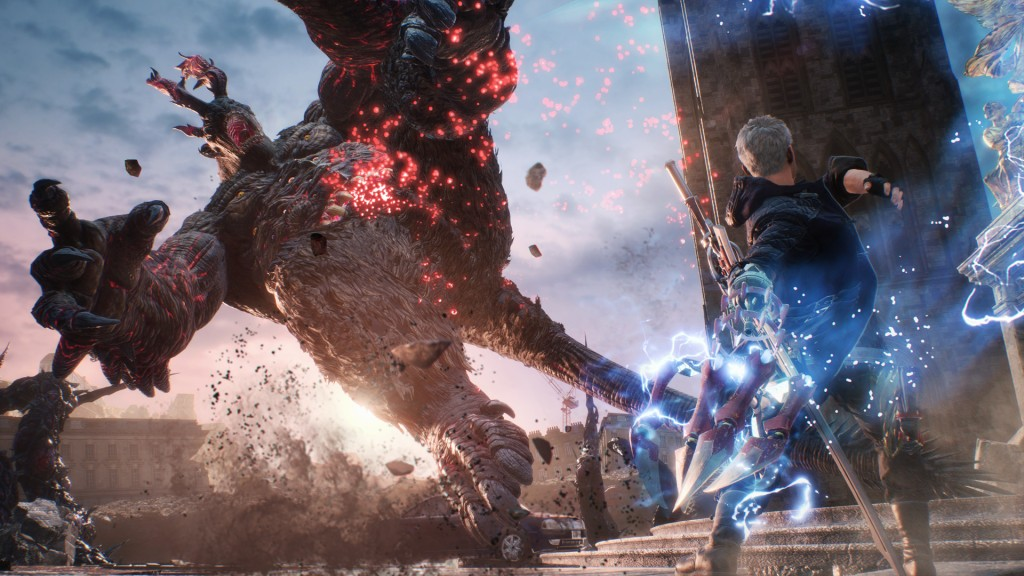 Devil May Cry 5 Review A Lot Of Style A Little Less