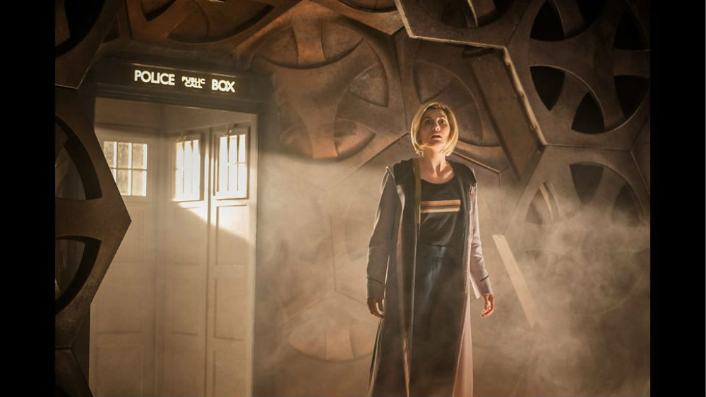 Doctor Who is ready for VR.