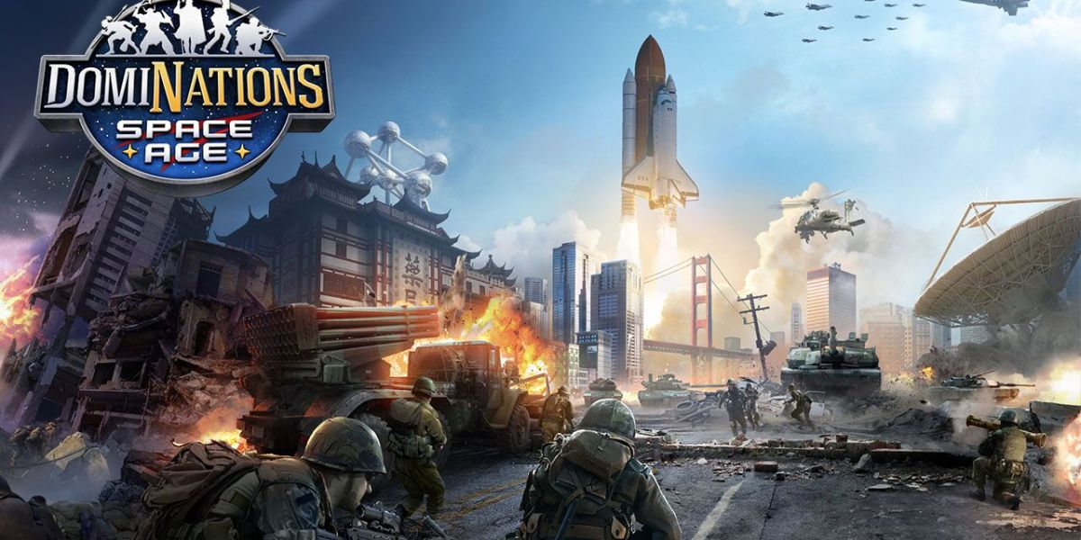 DomiNations is getting a big Space Age update.