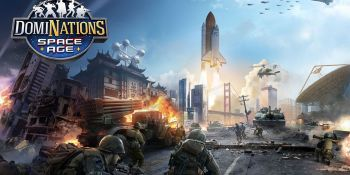 DomiNations passes 50 million downloads ahead of Space Age update
