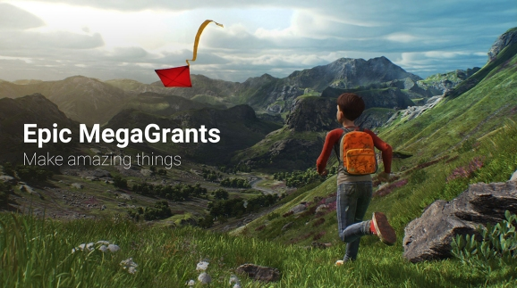 Epic Games is giving out $100 million in Epic MegaGrants, with no strings attached.