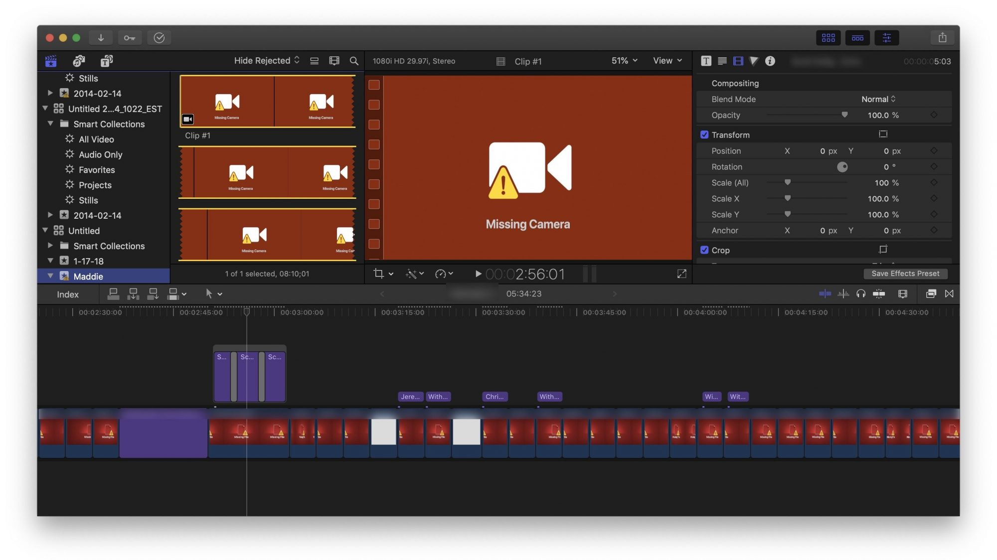 Apple updates Final Cut Pro and iMovie to reformat videos