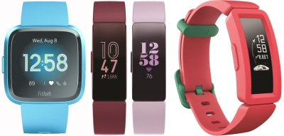 Fitbit debuts Versa Lite, Inspire, Inspire HR, and Ace 2