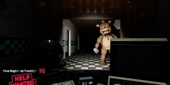 Five Nights at Freddy's on PSVR is as scary as you think it would be