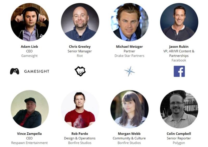 More speakers at GamesBeat Summit 2019.