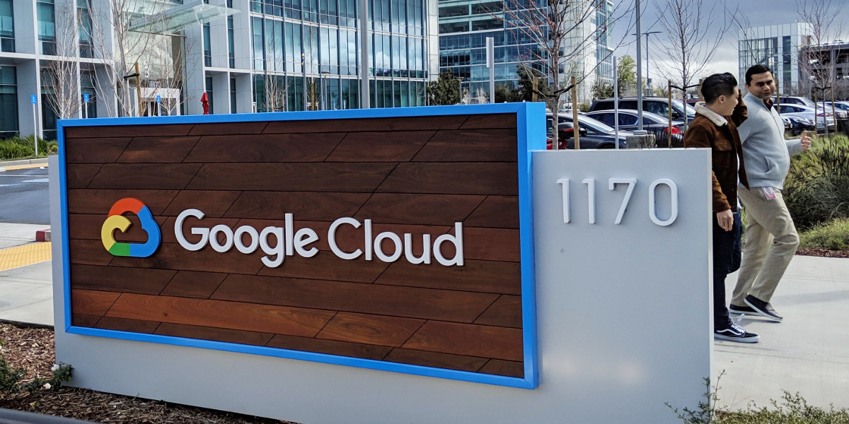 Google Cloud offices in Sunnyvale, California