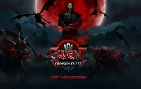 Gwent: Crimson Curse.