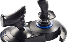 The Thrustmaster T.Flight HOTAS 4.