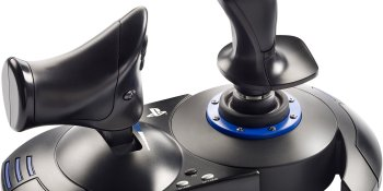 Thrustmaster T.Flight HOTAS 4 comes to PlayStation 4 for Ace Combat 7