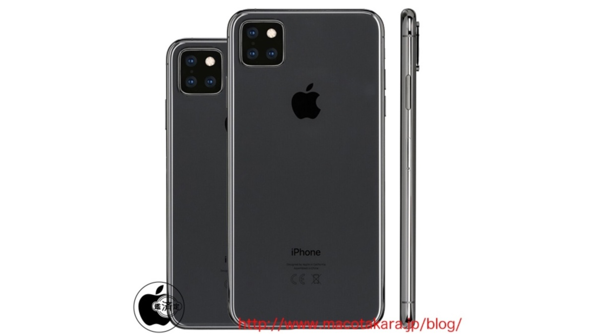 photo of iPhone XS sequels will reportedly use Huawei-style square camera bumps image
