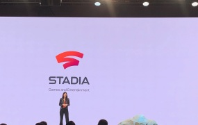 Jade Raymond at Stadia launch.