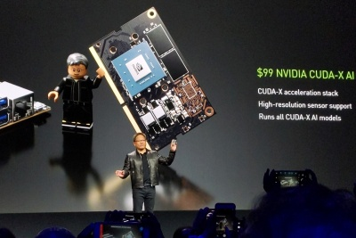 Nvidia debuts Jetson Nano for edge AI on embedded devices | VentureBeat