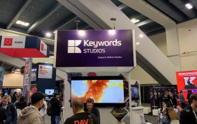 Keywords at GDC 2019.