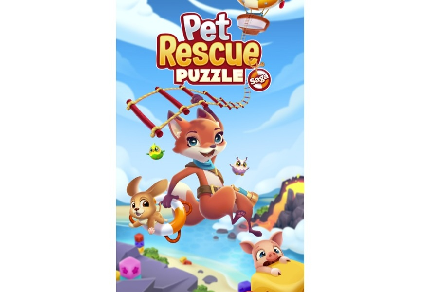 King's new Pet Rescue Puzzle.