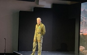 Lorne Lanning shows off Oddworld Soulstorm at Unity event.