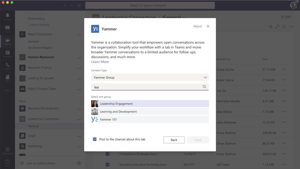 Microsoft integrates Yammer into Teams   VentureBeat
