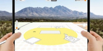 Morpholio lets you walk into an AR sketch