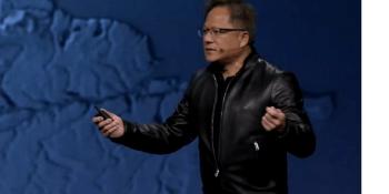 Nvidia CEO: Coronavirus caution shaves $100 million from Q1 expectations
