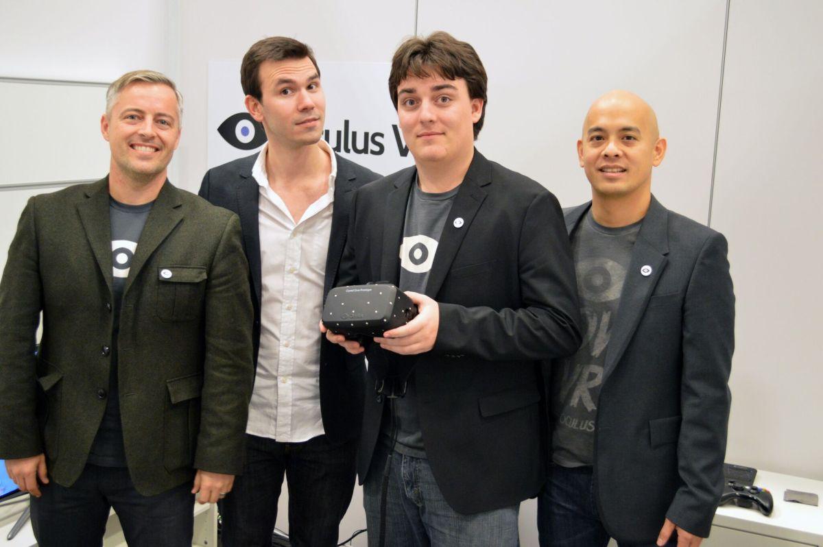 Palmer Luckey: I left Facebook enraged, but Zuckerberg is VR's top backer