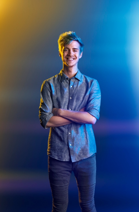 """Tyler """"Ninja"""" Blevins is one of the top influencers in gaming."""