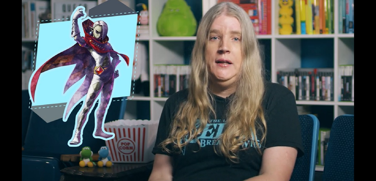 QnA VBage Anita Sarkeesian is back with Feminist Frequency video on queer tropes in games