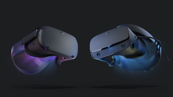 Oculus Quest and Oculus Rift S.