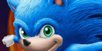 Sonic has two eyes, and I must scream