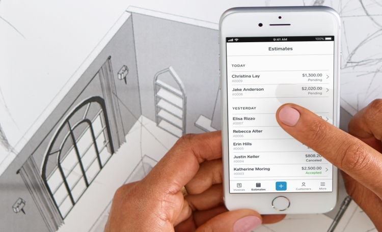Square Invoices now has a dedicated app