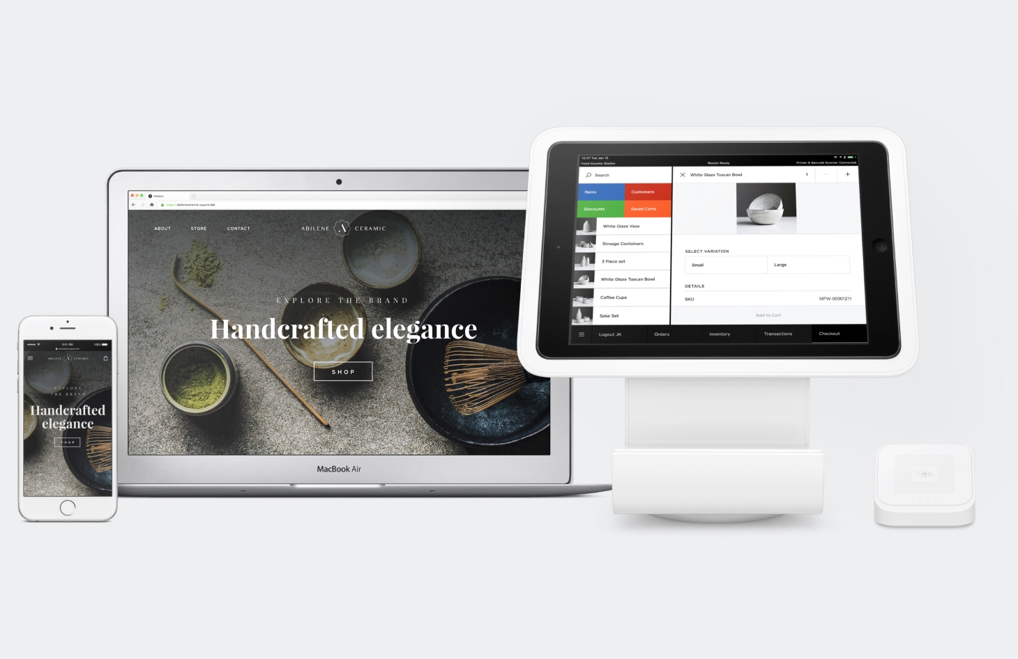 Square leverages Weebly acquisition to bridge offline and