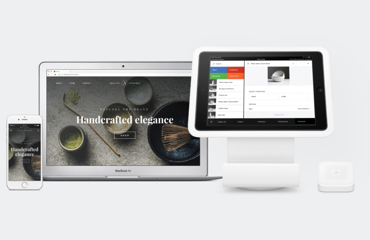 Square Online Store: Revamped