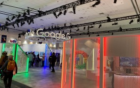 Google was all over GDC 2019.