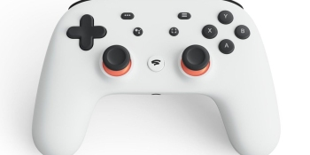 The Stadia controller from Google.