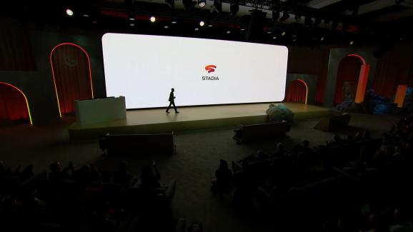 Google's GDC event