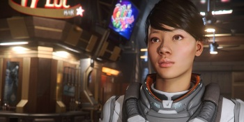 Star Citizen's alpha 3.5 brings a city planet, female characters, and new flight system