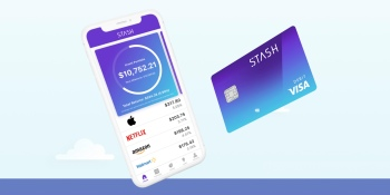 Micro-investment service Stash launches banking and rewards program, secures $65 million
