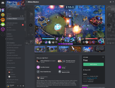 Discord empowers devs to turn community servers into stores