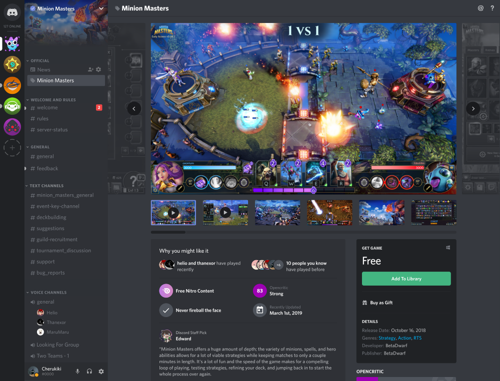 Techmeme: Discord says it will now let developers sell their games