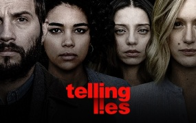There are more than 30 onscreen characters in Telling Lies.