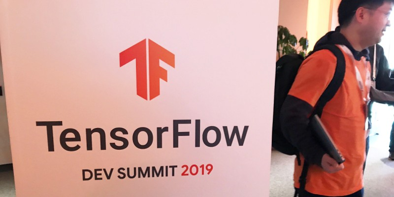 TensorFlow Dev Summit 2019